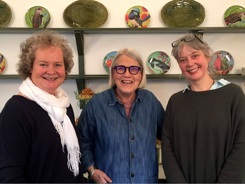 Darina Allen at Ballymaloe cookery school